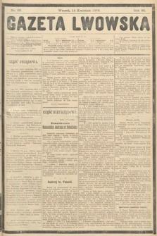 Gazeta Lwowska. 1908, nr86