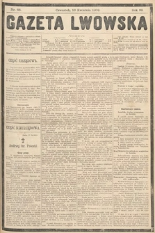Gazeta Lwowska. 1908, nr88