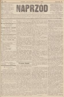 Naprzód : organ polskiej partyi socyalno-demokratycznej. 1902, nr313