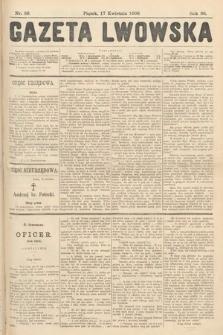 Gazeta Lwowska. 1908, nr89