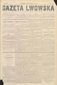 Gazeta Lwowska. 1908, nr91