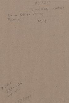 Ms. Berol. Varnhagen Sammlung 234, Shelley