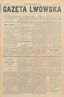 Gazeta Lwowska. 1908, nr94