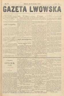Gazeta Lwowska. 1908, nr95