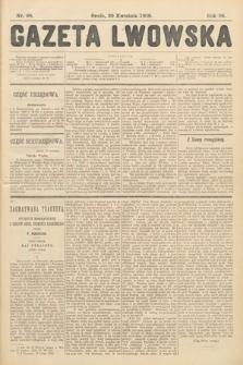 Gazeta Lwowska. 1908, nr98