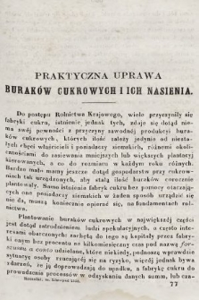Roczniki Gospodarstwa Krajowego. R. 17, 1858, T. 33, poszyt 5