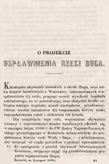 Roczniki Gospodarstwa Krajowego. R. 22, 1863, T. 53, poszyt [2]
