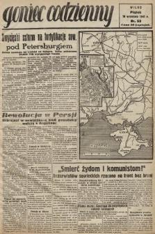 Goniec Codzienny. 1941, nr53