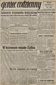 Goniec Codzienny. 1942, nr202