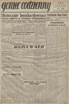 Goniec Codzienny. 1942, nr236