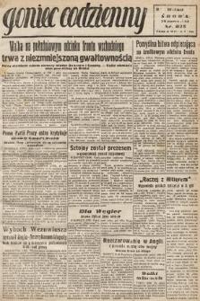 Goniec Codzienny. 1944, nr825