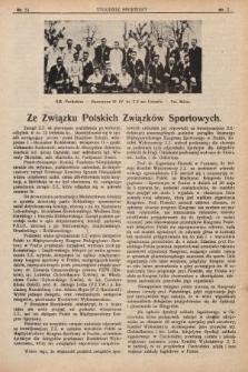 Tygodnik Sportowy : organ niezależny dla wychowania fizycznego młodzieży. 1925, nr20