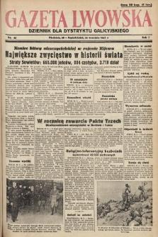 Gazeta Lwowska : dziennik dla Dystryktu Galicyjskiego. 1941, nr44