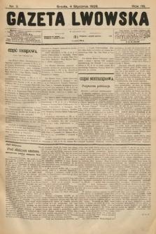 Gazeta Lwowska. 1928, nr3