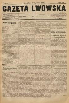 Gazeta Lwowska. 1928, nr4