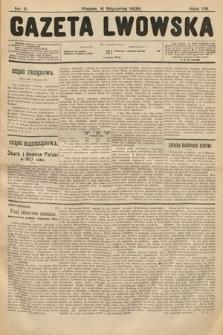 Gazeta Lwowska. 1928, nr5