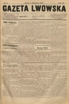 Gazeta Lwowska. 1928, nr8