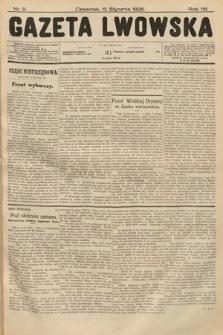 Gazeta Lwowska. 1928, nr9