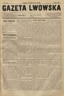 Gazeta Lwowska. 1928, nr10
