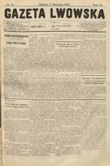 Gazeta Lwowska. 1928, nr13