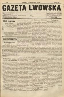 Gazeta Lwowska. 1928, nr17
