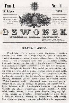 Dzwonek : pismo dla ludu. T. 1, 1859, nr2
