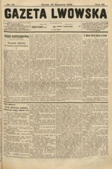 Gazeta Lwowska. 1928, nr20