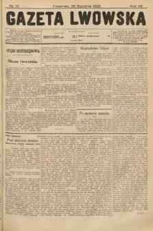 Gazeta Lwowska. 1928, nr21