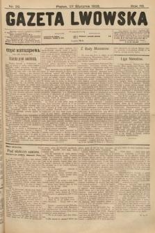 Gazeta Lwowska. 1928, nr22