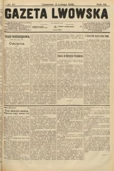 Gazeta Lwowska. 1928, nr27