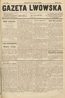 Gazeta Lwowska. 1928, nr28