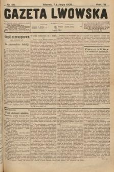 Gazeta Lwowska. 1928, nr30