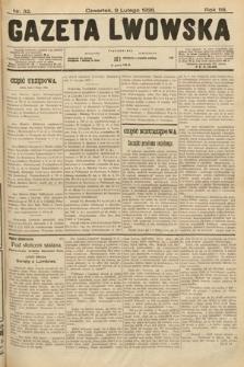 Gazeta Lwowska. 1928, nr32