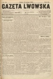 Gazeta Lwowska. 1928, nr33