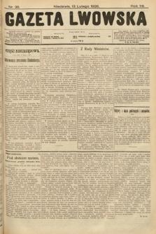 Gazeta Lwowska. 1928, nr35