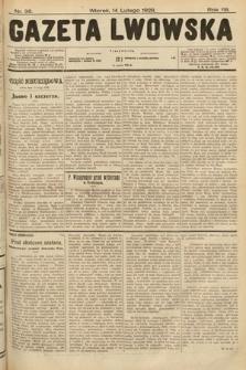 Gazeta Lwowska. 1928, nr36
