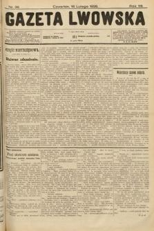Gazeta Lwowska. 1928, nr38