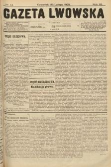 Gazeta Lwowska. 1928, nr44
