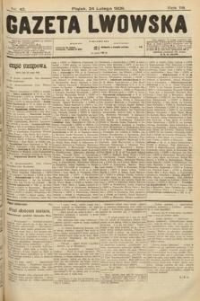 Gazeta Lwowska. 1928, nr45