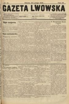 Gazeta Lwowska. 1928, nr48