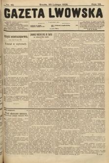 Gazeta Lwowska. 1928, nr49