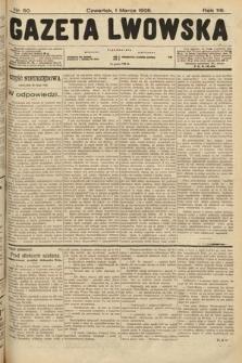 Gazeta Lwowska. 1928, nr50
