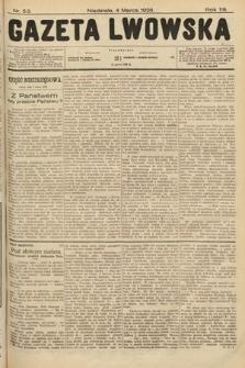 Gazeta Lwowska. 1928, nr53
