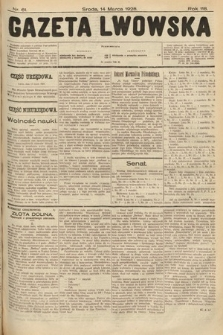 Gazeta Lwowska. 1928, nr61
