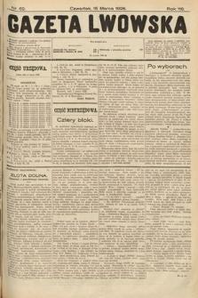 Gazeta Lwowska. 1928, nr62