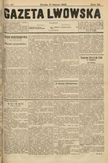 Gazeta Lwowska. 1928, nr67