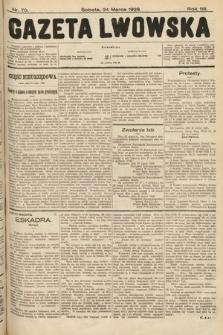 Gazeta Lwowska. 1928, nr70