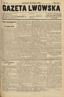 Gazeta Lwowska. 1928, nr71