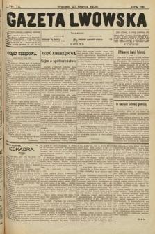 Gazeta Lwowska. 1928, nr72