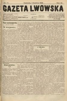 Gazeta Lwowska. 1928, nr77